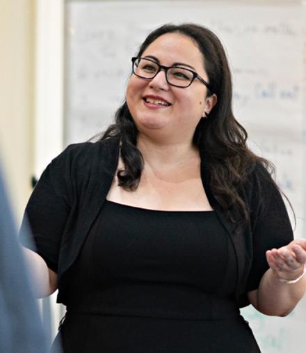 Naomi Adaniya, PhD