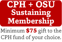 CPHAS + OSUAA Sustaining Membership