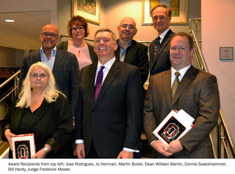 College of Public Health Honors Ohio's Public Health