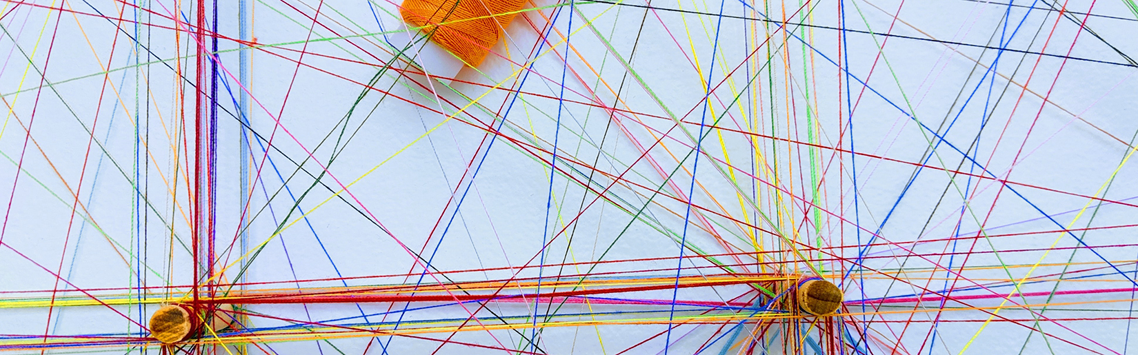 web of threads