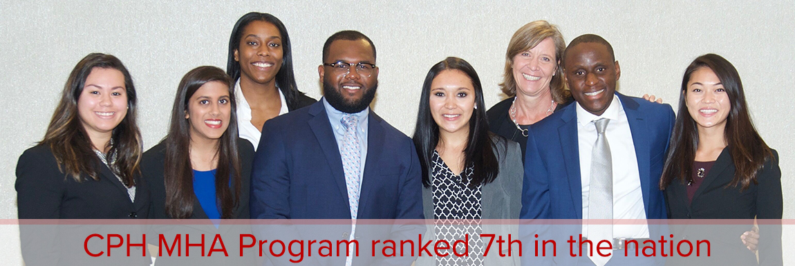 MHA program ranked seventh nationally