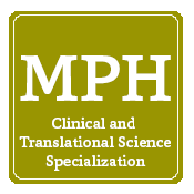 MPH Clinical Translational Science