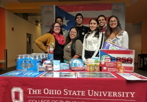 Ohio State's Puerto Rican Student Association