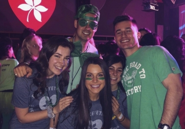 CPH students raise over $2,000 for Ohio State's BuckeyeThon