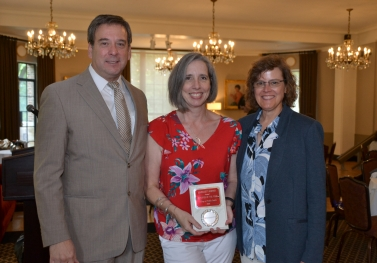Margaret Murphy named 2019 CPH Employee of the Year