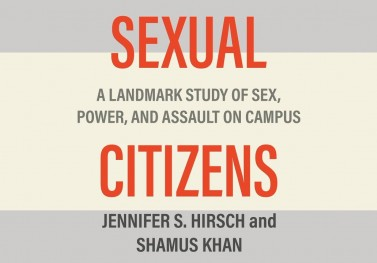 CPH event to explore roots of sexual assault on campus