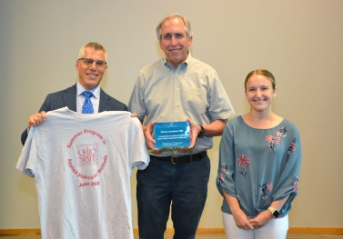 Stanley Lemeshow honored at Summer Program