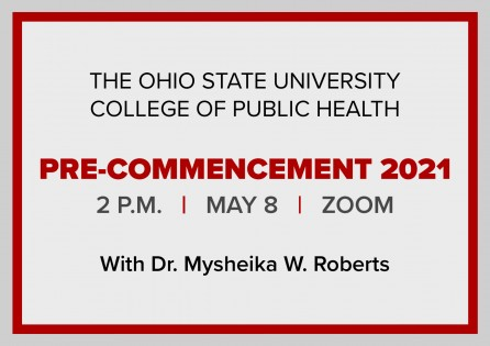 Pre-Commencement graphic
