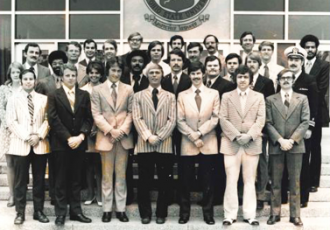 The Ohio State University Health Administration Class of 1974.