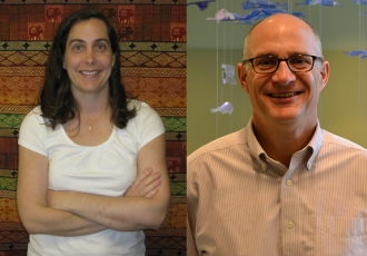 Abigail Norris Turner, PhD and William Miller, MD, MPH
